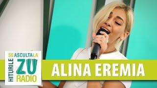 Alina Eremia   A Fost O Nebunie (Acustic) (Live La Radio ZU)