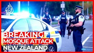 🇳🇿 40 killed in New Zealand after gunmen attack mosques | Al Jazeera English