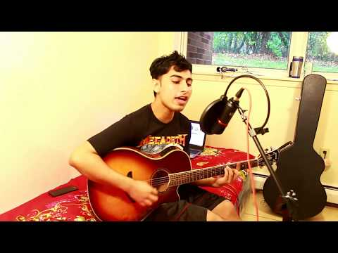 Say Something - A great big world. This is my own guitar solo. Please check this out