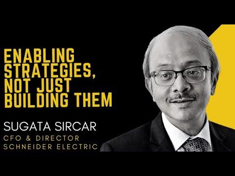 CFOs Should Look At Enabling Strategies, Not Just Building Them: Sugata Sircar