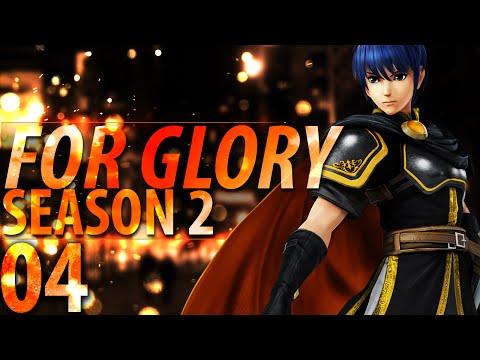Super Smash Bros Wii U - ZeRo Plays For Glory #4 - Marth