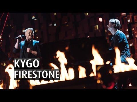 KYGO - FIRESTONE feat. KURT NILSEN - The 2015 Nobel Peace Prize Concert