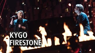 KYGO - FIRESTONE feat. KURT NILSEN - The 2015 Nobel Peace Prize Concert