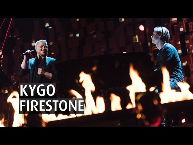 KYGO – FIRESTONE feat. KURT NILSEN – The 2015 Nobel Peace Prize Concert