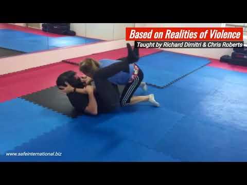 Self Defense Certification Training Video - YouTube