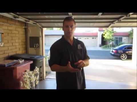 Garage Door Safety Eye - How To Diagnose & Repair