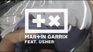 Martin Garrix feat. Usher - Don't Look Down (Lyric Video)