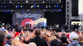 Buckcherry preforms at Louder then Life Festival