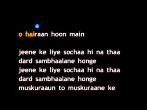 Amanat ali tujhse naraz nahi mp3 download.