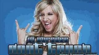 Ashley Tisdale - Don't Touch (the Zoom Song) (Remix/Edit)