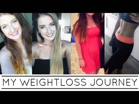 Video My Weightloss Journey | How To Lose 30 Pounds Fast!