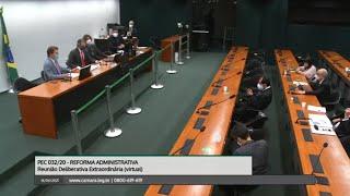 Plano de Trabalho, Deliberação de Requerimentos e Eleição dos Vices - 16/06/2021 14:00