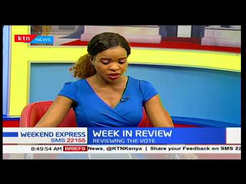 IEBC Chairman Wafula Chebukati responds on the elusive question of voter turnout: Week in review