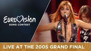 Natalia Podolskaya - Nobody Hurt No One (Russia) Live - Eurovision Song Contest 2005