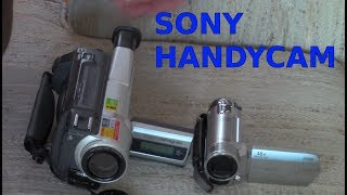 Sony Digital 8 Camcorder review