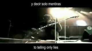 Limp Bizkit   Behind Blue Eyes  Lyric  Ingles  Español