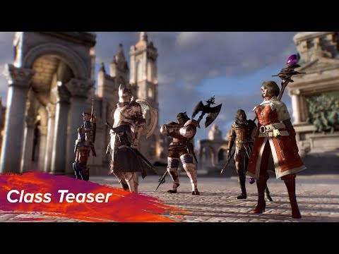 Bless Unleashed: Teaser Trailer Showcases All Five Classes