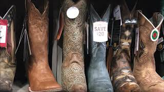 Shop With Me! Buying CHRISTMAS Gifts 2019,Cowboy Boots, Boot Barn,Great gift ideas 2020, BOOTS