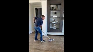 Cleaning Vinyl Plank Floor