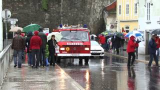 preview picture of video 'Hochwasser Steyr 02.06.2013'