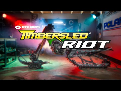 2020 Timbersled RIOT 120 LE in Mount Pleasant, Michigan