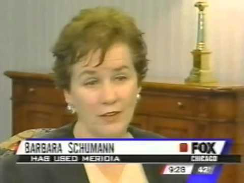 Meridia Class Action - Fox News 32 Chicago - March 27, 2002 Video Image