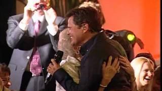Donny Osmond Serenades Betty White
