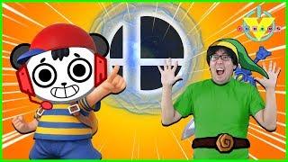 VTubers Ryan's Daddy Vs. Combo Panda Let's Play Smash Bros MEGA CHARIZARD UNLEASHED