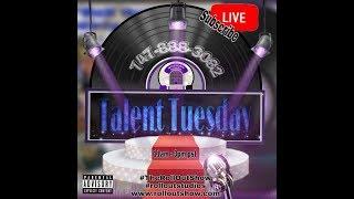 Talent Tuesday 10-30-18 w/Malik Rashid Blu Mitchell & Missteray