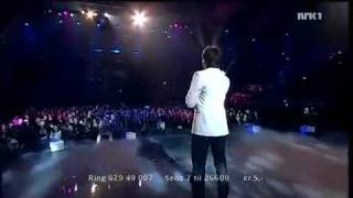 Didrik Solli-Tangen - My Heart Is Yours (Norway ESC 2010)