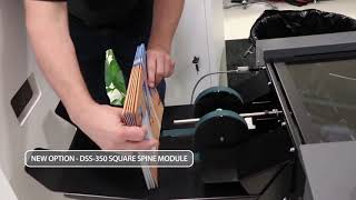 EMG: Duplo DBM 350 Booklet maker