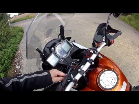 KTM 1190 Adventure Test Ride 2013