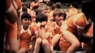 Okresní spartakiáda Louny 1985.