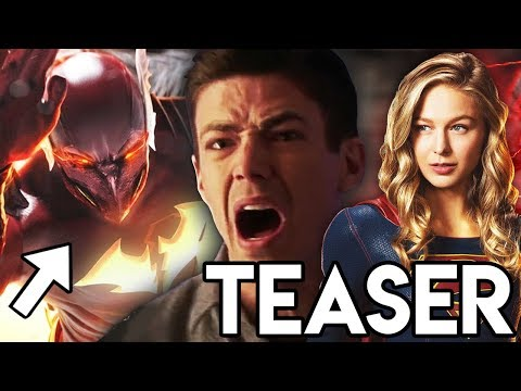 Red Death COMING & The Flash Season 5 ENDING?! - The Flash Season 6 Theory & CRISIS