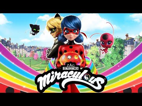 Trailer Miraculous: Las aventuras de Ladybug