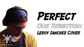 Perfect - One Direction Lyrics (Leroy Sanchez Cover)