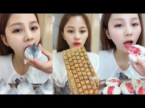 Sütlü ve Buz Yemek Videoları - #133 ASMR (Frozen Milk and İce Eating)
