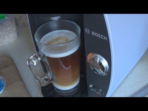 Tassimo T40 Fidelia: Coffee maker Review