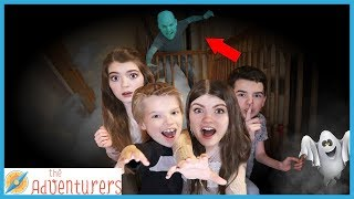 PLAYGROUND WARS!   Ghost In The Graveyard Night Game  That YouTub3 Family The Adventurers