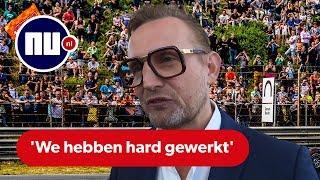 Prins Bernhard: 'Trots dat F1 naar Zandvoort terugkeert'