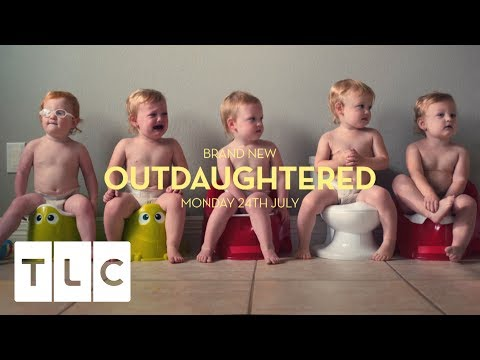 Video trailer för *New* OutDaughtered | Monday 24th July