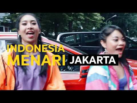 Menuju Indonesia Menari 2018