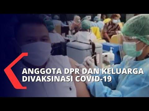 Formappi Anggap Vaksinasi Covid-19 Anggota DPR Tertutup, Pimpinan DPR: Kita Jaga Prokes