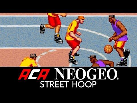 ACA NEOGEO STREET HOOP thumbnail