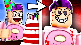 Can You Beat This Scary ROBLOX STORY!? (HAPPY BIRTHDAY ISABELLA)