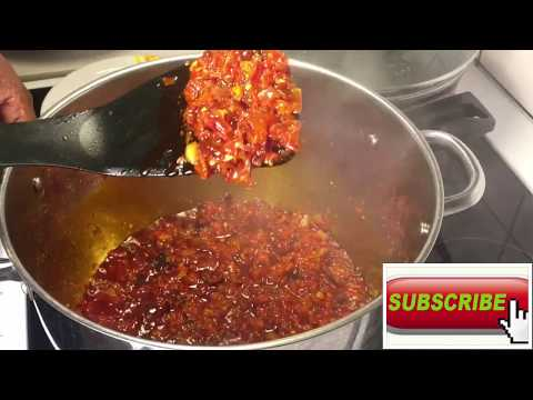 ✅HOW TO MAKE EASY & TASTY NIGERIAN EGUSI SOUP/ PARTY EGUSI SOUP RECIPE