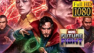 Marvel Future Fight Game Review 1080P Official Netmarble Role Playing 2016
