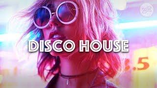 Neon Night   Disco House & Club House Mix - January 2018