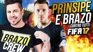 COME VINCERE LE CO-OP DRAFT SU FIFA 17!! w/ PrinsipeChannel