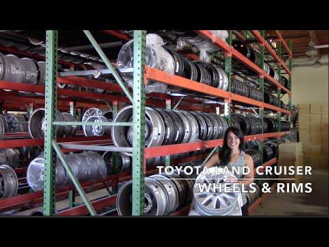Factory Original Toyota Land Cruiser Rims & OEM Toyota Land Cruiser Wheels – OriginalWheel.com